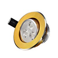 bathroom and kitchen supplies - LED Ceiling Downlight W W W W W W W V Recessed luminarias Spot Light Include Power Supply Warm and Cold White