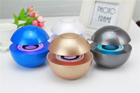 Cheap Mini BT-118 Touch Control Bluetooth Speaker 360 Surround Stereo Speaker Multi-Color LED Hands-free Speaker For Iphone Samsung