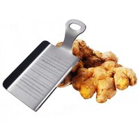 Wholesale Food Planer Mills Ginger Garlic Fruit Grinder Grater Creative Novelty Kitchen Tools