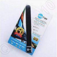 Wholesale Clear TV Key HDTV Digital Indoor Antenna Sleek Slim Design Hidden Behind TV Get Broadcast TV For Free Indoor Antenna CCA4952