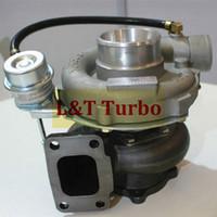 Wholesale GT35 GT3582R internal wastegate turbine housing compressor A R turbo bolt T3 water turbocharger