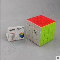 Wholesale 500pcs CCA3710 High Quality Colorful Profesional mm Puzzle Speed Magic Cube Puzzle Twist Cube Educational ABS Plastic Rubik Cube