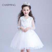 beads online shopping - princess flower girl dresses birthday party dresses designer flower girl dress china site online shopping