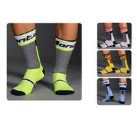Wholesale Unisex Monton Professional Outdoor Sports Socks Cycling Socks Bike Footwear Breathable Road Bicycle Socks Mountain Bike Calcetines Ciclismo