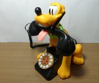 big pluto - Mitch Cartoon Celebrity Big stupid dog Pluto fashion telephones