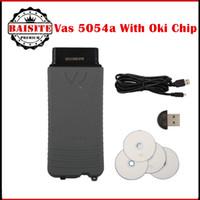 auto dignostic - High Quality vas5054 vas5054 V19 Auto Code Reader VAS Car Dignostic Interface VAS A for Audi Seat Skoda With OKI ODIS