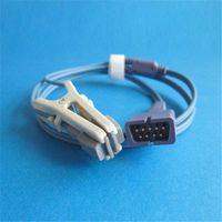 Wholesale Animal Clip Lingual SpO2 Sensor Veterinary Vet Animal Clip Lingual for Nellcor Oximax DB9 pin CMD0147A