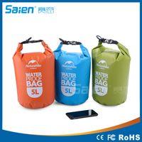 Wholesale Portable L L L Waterproof Bag Storage Dry Bag for Canoe Kayak Rafting Sports Outdoor Camping Travel Kit Equipment