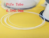 Wholesale High Quality Ptfe Teflon Pipe d Printer tube Size ID mm OD mm meters