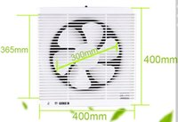 Wholesale Ventilating fan inch wall type bathroom kitchen fume exhaust strong