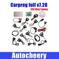 auto dashboard repair - High Quality Auto Repair radios odometers dashboards immobilizers Carprog Full V7 ECU Chip Tunning Car Prog