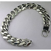 american weights - KT Stainless steel jewelry fashion width mm length mm weight g color steel bracelet M