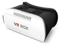 Wholesale 2016 Trending products Version Portable D Virtual Reality VR Headset vr box for Smartphone