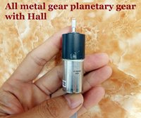 Wholesale German Original Two Phase Four Wire Stepper Motor All Metal Gear Planetary Reducer With Hall Sensor