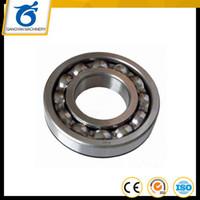 Precio de Bolas de rodamiento-4 PCS - 15267-2RS (15x26x7 mm) Rodamientos sellados de goma del cojinete de bolitas (NEGRO)