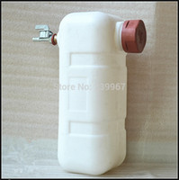 aftermarket engine parts - Fuel tank w cock for Chinese1E40F E43F E45F gas engine fuel tank cap valve pump aftermarket parts