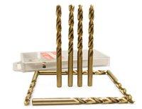Wholesale Cobalt drill twist drill hand drill bits of metal MM M