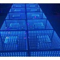 auto interactive - Wedding decorations light up video interactive starlit used D dj led dance floor for sale