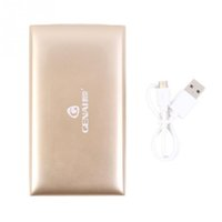 Wholesale 5 V USB Port mA Mobile Power Charging Treasure Phone Power Bank Appliances