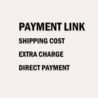 advanced link - Payment link pay in advance deposit shipping cost direct pay aooko