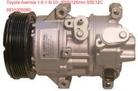 Wholesale 5SE12C PK car air compressor Toyota Avensis Corolla Verso