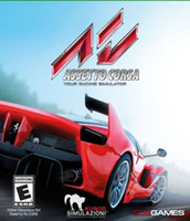 Wholesale Hot Sale Video Games Assetto Corsa Factory Sealed