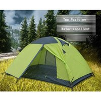 base backpackers - 2 Person Family Festival Tent for Outdoor Camping Backpackers Hammock Campers Hiking Hill Walking