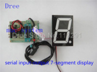 Wholesale Red Color inch LED DISPLAY MCU Control segment led display outdoor led mercury