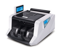 Wholesale NEWEST High quality Currency Cash Money Bill Counter LCD Counting Macine Money Counting Machine Financial Equipment