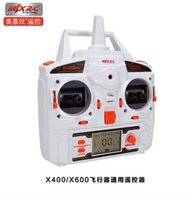 Wholesale Remote control aircraft parts Aerial drones X400 battery foot plane crash barriers