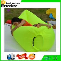 Wholesale Factory customize quick Seconds Infaltable Sleeping Bags Lazy Sleeping Bed