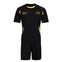 Wholesale ZD1602 LB traning uniforms soccer sets football shirts different colors more than free DHL shipping