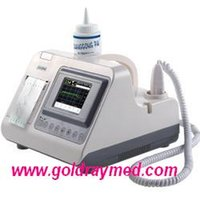 Wholesale prenatal Fetal doppler FHR color LCD display with MHz probe