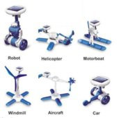 Wholesale Vibe in Solar Kit Education Robotics Blue Solar Toys Cheap Solar Toys Cheap Solar Toys