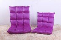 Wholesale gears Lazy sofa couch rice small single sofa chair folding bed floor chair window chair Fashion Mini sofa