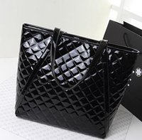 Wholesale Hot Selling new arrival japanned leather bag women s handbag shoulder bag CC101