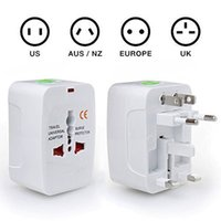 Wholesale Surge Protector All in One Universal Travel Wall Charger AC Power AU UK US EU Plug Adapter