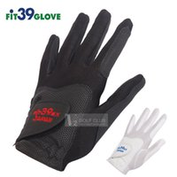 Wholesale Fit golf gloves Men s golf gloves high elastic telescopic breathable PU gloves gloves