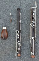 Wholesale Heckel Biebrich Rosewood English Horn Completely Overhauled