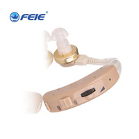 best amplifer - Feie best selling products cheap analog hearing aid bte sound amplifer with clear sound ear hearing machine S A