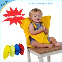 Wholesale Chinese Supplier Hot sale High Quality Baby Eat Chair Seat Highchair Portable Baby Removable Seat Belt