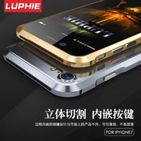 alloy iphone case - For Iphone Case Luxury Aluminum Shockproof Metal Alloy Frameetal Ultra Light Weight Cover for Iphone inch Black