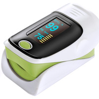 Wholesale Protabel Finger Tip Pulse Oximeter Blood Oxygen Saturation Monitors Upgrade New Alarm setting Health care