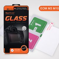 beveled glass edge - ReeShield D Beveled Edges Tempered Glass LCD Screen Protector for Canon EOS M3 EOS M10