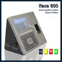 Wholesale Free DHL Shipping BioEntry iFace face recognition Access Control Face ID iface800 support face Face Fingerprint RFID