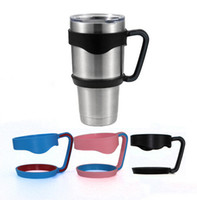 Wholesale 2016 Hot Sale Cups Handle Colors Yeti Tumbler Handle for oz YETI Rambler Tumbler Handle only