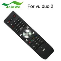 Wholesale VU Duo Remote Control Good Quality for VU Duo Vu Duo2 Remote Control Satellite Receiver