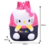 baby google - google new Korean version of the cartoon Hot customizable baby bag shoulder bag nursery children backpack bag plush toys