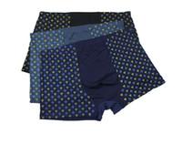 Wholesale Men s underwear clearance sale factory direct low price of Yuan mode Klein men s model of bamboo fiber underwear