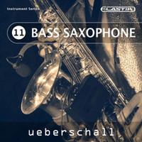bass saxophones - Ueberschall Bass Saxophone ELASTiK software source